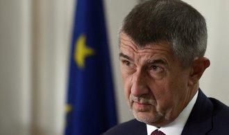 Babiš: Eurozóna není prioritou, s korunou jsem spokojený
