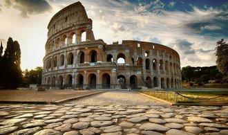 Řím trápí sucha. Úřady možná zavedou vodu na příděl