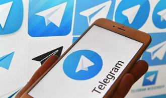 Aplikaci Telegram napadá škodlivý kód pro Android