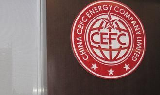 Úvěrová spolehlivost šanghajské CEFC se stále snižuje