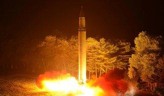Reakce KLDR na Trumpova slova? Test rakety s jadernou hlavicí, obává se Japonsko