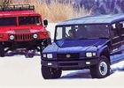 Zlé dvojče Hummeru H1: Toyota Mega Cruiser byla protějškem americké ikony