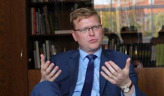 Pavel Bělobrádek nabídne k dispozici svou funkci