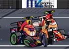Minidrivers a GP Singapuru 2017: Sendvič? Kde?