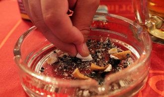 Protikuřácký zákon ubral ztržeb tabákových firem