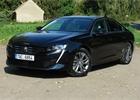 Jízdní dojmy z Česka: Peugeot 508 se základním motorem funguje skvěle
