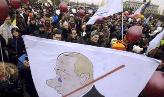 Rusko se připravuje na volbu prezidenta, Putin zůstává jednoznačným favoritem