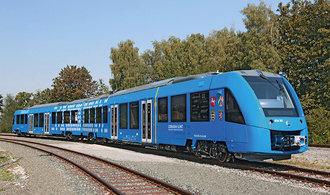 VIDEO: Osobní vlak na vodík není vzdálená budoucnost, v Česku už jeden jezdí