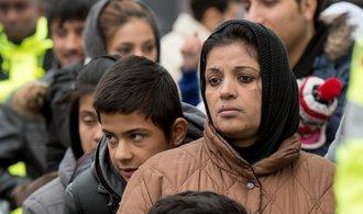 Německá praxe minulého roku: deset násilných útoků proti migrantům denně