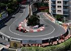 Monackou pole position ukořistil Ricciardo, Verstappen nevyjel