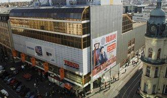 Tesco prodalo obchodní dům Máj. Developer Amádeus Real připravuje rekonstrukci