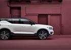 Volvo vystavuje novinku XC 40 v obchodních centrech