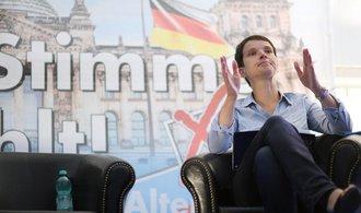 Alternativa pro Německo se stala nejsilnější stranou v Sasku