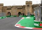 Fotogalerie: Přípravy na Grand Prix Ázerbájdžánů