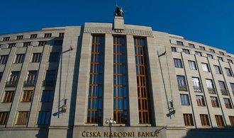 ČNB ponechala rezervu na ochranu úvěrového trhu na jednom procentu