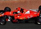 Ve druhém tréninku byl v Monaku nejrychlejší Vettel, Stroll boural