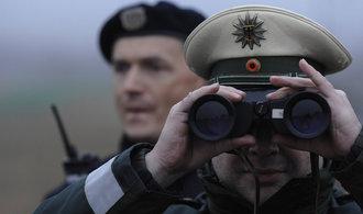 Bude n�meck� policie zasahovat v �esk�m Chebu? Policist� z obou zem� mohou za hranice