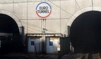 Eurotunnel se připravuje na brexit. Mění název na Getlink