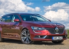 P�ipravujeme test Renault Talisman Grandtour 1.6 dCi EDC