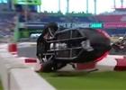 Videa: Závod šampionů – vítězný Montoya, nehoda Wehrleina