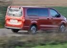 TEST Citroën Spacetourer XL 2.0 BlueHDi: Maximální pohodlí pro sedm