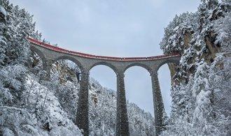 OBRAZEM: Nejkrásnější viadukt Evropy je deset let na seznamu UNESCO