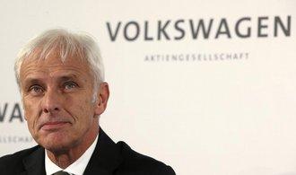 Volskwagen by mohl kvůli snížení emisí upravit čtyři miliony aut