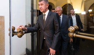Komentář Martina Čabana: Babišův přílišný klid na práci