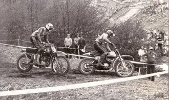 Tak vypadaly motokrosové závody před čtyřiceti lety. Podívejte se na mistrovství světa 1977