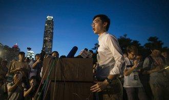 Hongkong zakázal stranu usilující o nezávislost území