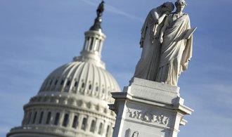 Vláda USA byla bez peněz, Kongres již schválil její provizorní financování