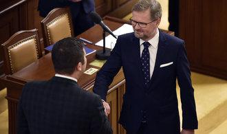 Hlasovací mašinerie ANO, Okamury a komunistů ukázala sílu, řekl Farský k nezvolení Fialy místopředsedou sněmovny