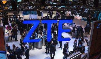 Spojené státy a Čína se blíží k dohodě ohledně firmy ZTE