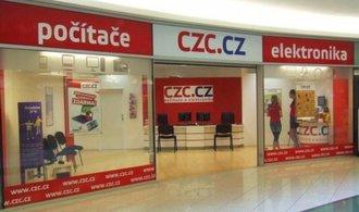 E-shop CZC.cz zvýšil loni tržby o pětinu na 4,3 miliardy korun