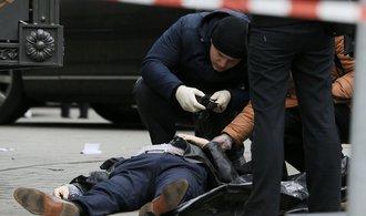 Kritika Putina zabil ruský agent, tvrdí ukrajinské úřady