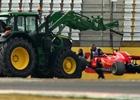 Vettel na mokré trati boural, GP Německa 2018 vyhrál Hamilton