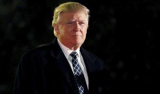 Trump prodal všechny své akcie, měly hodnotu jedné miliardy korun
