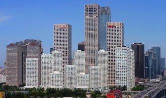 Moodys zhoršila úvěrové ratingy Číny, ekonomika země zpomaluje