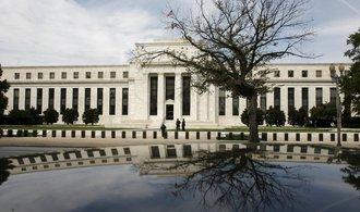 Případná recese by přední americké banky neohrozila