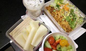 Obědy zdražují, do stovky je lze průměrně pořídit jen v Olomouci a Jihlavě