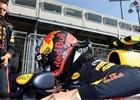Verstappen musel v Baku zaplatit v přepočtu 650 tisíc korun