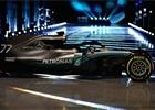 Mercedes představil vůz pro sezónu 2018