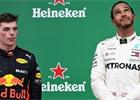 Zajímavé statistiky po GP Brazílie 2018