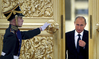 Rusk� arm�da ��d� Putina o povolen� pokra�ovat v bombardov�n� v�chodn� ��sti Halabu