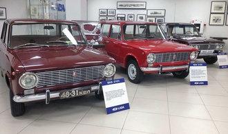 OBRAZEM: Muzeum automobilky AvtoVAZ nabízí pohled na unikátní Lady