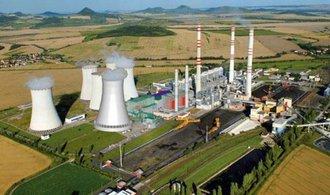 Elektrárna Počerady se přidala k žalobě proti evropským limitům znečištění