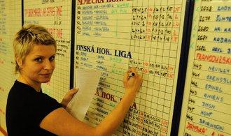 Fotbalové mistrovství přineslo sázkovým kancelářím rekordní objem sázek