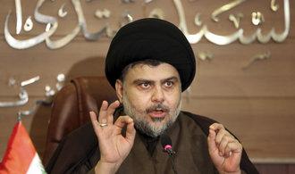 V iráckých parlamentních volbách zvítězil protiamerický blok klerika Sadra