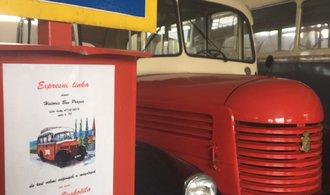 Ráj historických autobusů zahájil provoz. Podívejte se do Muzea velkých volantů