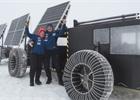 Manželé chtějí zdolat jižní pól. V autě na solární pohon vytištěným v 3D tiskárně
